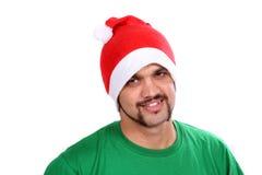 τύπος Ινδός Χριστουγέννων Στοκ Εικόνες