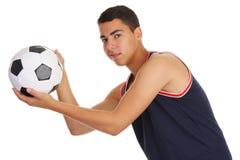 τύπος ποδοσφαίρου στοκ εικόνα με δικαίωμα ελεύθερης χρήσης