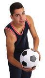 τύπος ποδοσφαίρου στοκ εικόνα