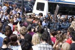 Τύπος συμμοριών Στοκ φωτογραφίες με δικαίωμα ελεύθερης χρήσης