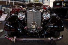 Τύπος της Mercedes-Benz αυτοκινήτων πολυτέλειας 320 καμπριολέ Δ W142, 1939 Στοκ Φωτογραφία