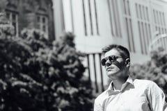 Τύπος ύφους Hipster διαμορφώστε το άτομο στοκ φωτογραφία με δικαίωμα ελεύθερης χρήσης