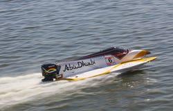 Τύπος 1 H2O Grand Prix Powerboat Στοκ φωτογραφία με δικαίωμα ελεύθερης χρήσης