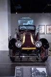 1914 τύπος EF της Renault Στοκ φωτογραφία με δικαίωμα ελεύθερης χρήσης