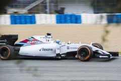 Τύπος 1: Felipe Massa Στοκ εικόνες με δικαίωμα ελεύθερης χρήσης