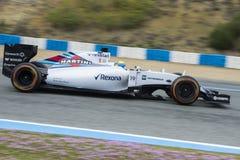 Τύπος 1: Felipe Massa Στοκ φωτογραφίες με δικαίωμα ελεύθερης χρήσης
