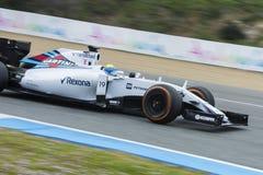 Τύπος 1: Felipe Massa Στοκ Φωτογραφίες
