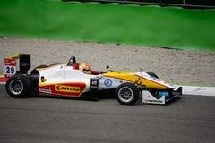 Τύπος 3 FIA ευρωπαϊκό πρωτάθλημα σε Monza 2015 Στοκ εικόνα με δικαίωμα ελεύθερης χρήσης