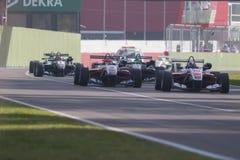Τύπος 3 FIA ευρωπαϊκό πρωτάθλημα Στοκ φωτογραφίες με δικαίωμα ελεύθερης χρήσης