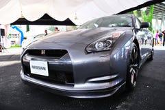 τύπος gtr Nissan κλίσης coupe του 2010 Στοκ φωτογραφία με δικαίωμα ελεύθερης χρήσης