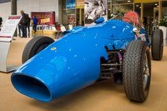 Τύπος Junior, 1958 Stanguellini αθλητικών αγωνιστικών αυτοκινήτων Στοκ Εικόνες