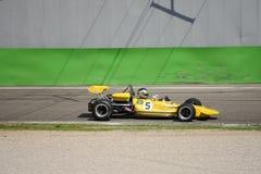 1971 τύπος 2 Lotus 69-F2 σε Monza Στοκ φωτογραφία με δικαίωμα ελεύθερης χρήσης