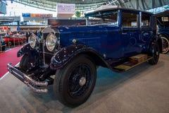 Τύπος 2900 rochet-Σνάιντερ αυτοκινήτων πολυτέλειας 20HP αίθουσα, 1929 Στοκ εικόνα με δικαίωμα ελεύθερης χρήσης