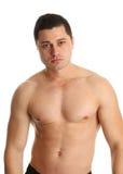 τύπος shirtless Στοκ φωτογραφία με δικαίωμα ελεύθερης χρήσης