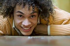 τύπος smiling10 Στοκ εικόνες με δικαίωμα ελεύθερης χρήσης