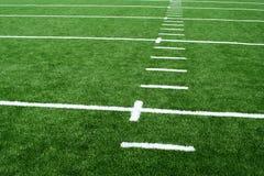 τύρφη ποδοσφαίρου πεδίων as Στοκ φωτογραφία με δικαίωμα ελεύθερης χρήσης
