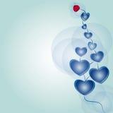 Τύχη ερωτευμένη στοκ εικόνα με δικαίωμα ελεύθερης χρήσης