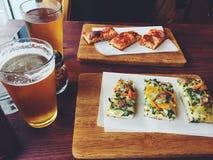 Τώρα πίτσα Στοκ φωτογραφίες με δικαίωμα ελεύθερης χρήσης