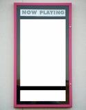 τώρα παίζοντας Στοκ εικόνα με δικαίωμα ελεύθερης χρήσης