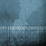 Δυαδικός κώδικας Στοκ Φωτογραφίες