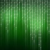 δυαδικός κώδικας Στοκ φωτογραφία με δικαίωμα ελεύθερης χρήσης