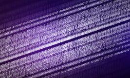 δυαδικός κώδικας Στοκ Εικόνες