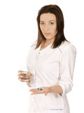 υγεία αξιολόγησης γιατ&rh στοκ εικόνες με δικαίωμα ελεύθερης χρήσης