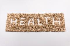 Υγεία από το σπόρο ηλίανθων Στοκ φωτογραφίες με δικαίωμα ελεύθερης χρήσης