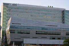 Υγεία & επιστήμη Uaniversity του Όρεγκον πύργων Skourtes Στοκ φωτογραφία με δικαίωμα ελεύθερης χρήσης