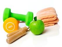 Υγεία και αθλητισμός Στοκ Εικόνα