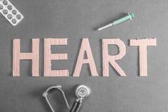 Υγεία καρδιών Στοκ εικόνα με δικαίωμα ελεύθερης χρήσης