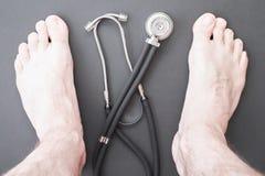 Υγεία ποδιών Στοκ εικόνα με δικαίωμα ελεύθερης χρήσης