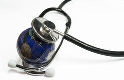 Υγεία του πλανήτη Γη Στοκ Εικόνες