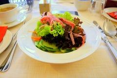 Υγεία τροφίμων σαλάτας στοκ εικόνα με δικαίωμα ελεύθερης χρήσης