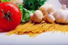 υγεία τροφίμων σε χρήσιμο Στοκ Εικόνες