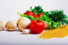 υγεία τροφίμων σε χρήσιμο Στοκ Φωτογραφίες