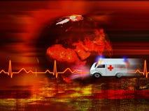 υγειονομική περίθαλψη έν& Στοκ Φωτογραφίες
