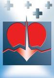 υγειονομική περίθαλψη Διανυσματική απεικόνιση