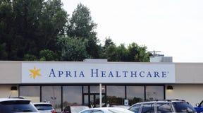 Υγειονομική περίθαλψη Apria Στοκ φωτογραφίες με δικαίωμα ελεύθερης χρήσης