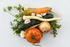 υγιές λαχανικό μιγμάτων τρόπου ζωής ανασκόπησης Στοκ φωτογραφίες με δικαίωμα ελεύθερης χρήσης
