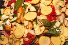 υγιές γεύμα Στοκ φωτογραφία με δικαίωμα ελεύθερης χρήσης