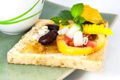 Υγιές γεύμα Στοκ Εικόνες