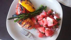 υγιές γεύμα Στοκ εικόνες με δικαίωμα ελεύθερης χρήσης