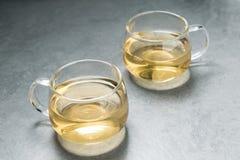Υγιές κινεζικό τσάι, τελετή τσαγιού στοκ φωτογραφίες