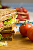 υγιές μεσημεριανό γεύμα Στοκ φωτογραφίες με δικαίωμα ελεύθερης χρήσης