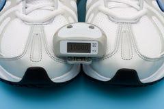 υγιές περπάτημα καρδιών Στοκ Φωτογραφίες