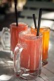 Υγιές ποτό Στοκ εικόνα με δικαίωμα ελεύθερης χρήσης