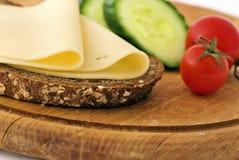 υγιές πρόχειρο φαγητό Στοκ εικόνα με δικαίωμα ελεύθερης χρήσης