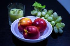 υγιές πρόχειρο φαγητό Στοκ φωτογραφίες με δικαίωμα ελεύθερης χρήσης