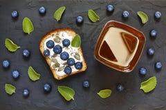 υγιές πρόχειρο φαγητό Στοκ Εικόνες